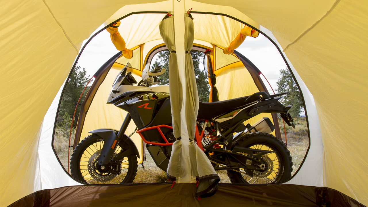 5 Best Motorcycle Camping Tents