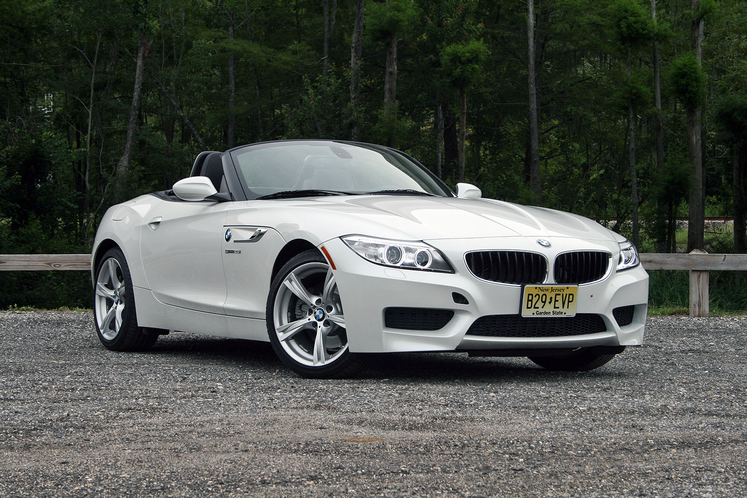 2015 Bmw Z4 Driven Review Top Speed