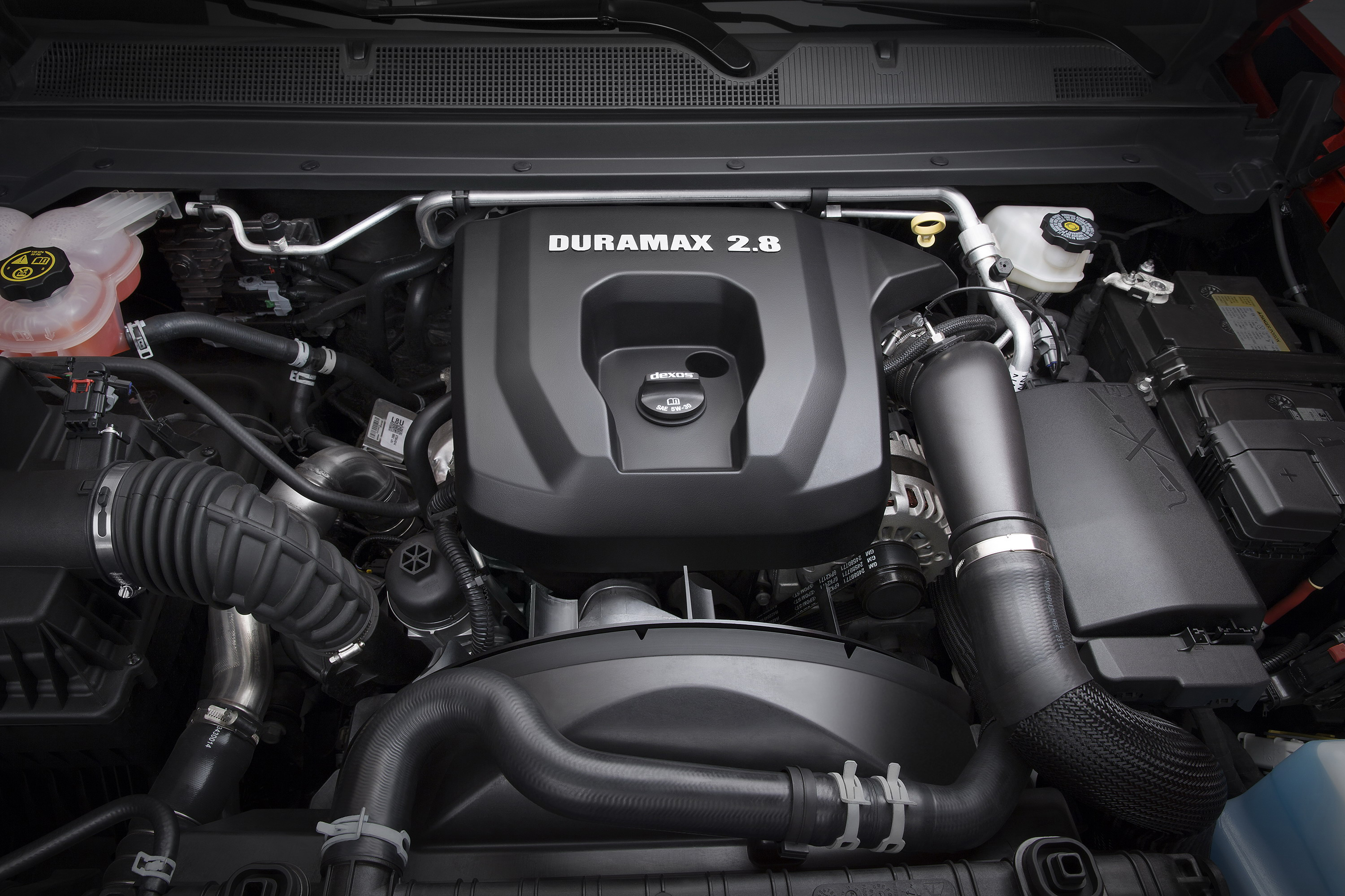 The 2019 Silverado's 3 0-Liter Duramax Is Chevy's First I-6