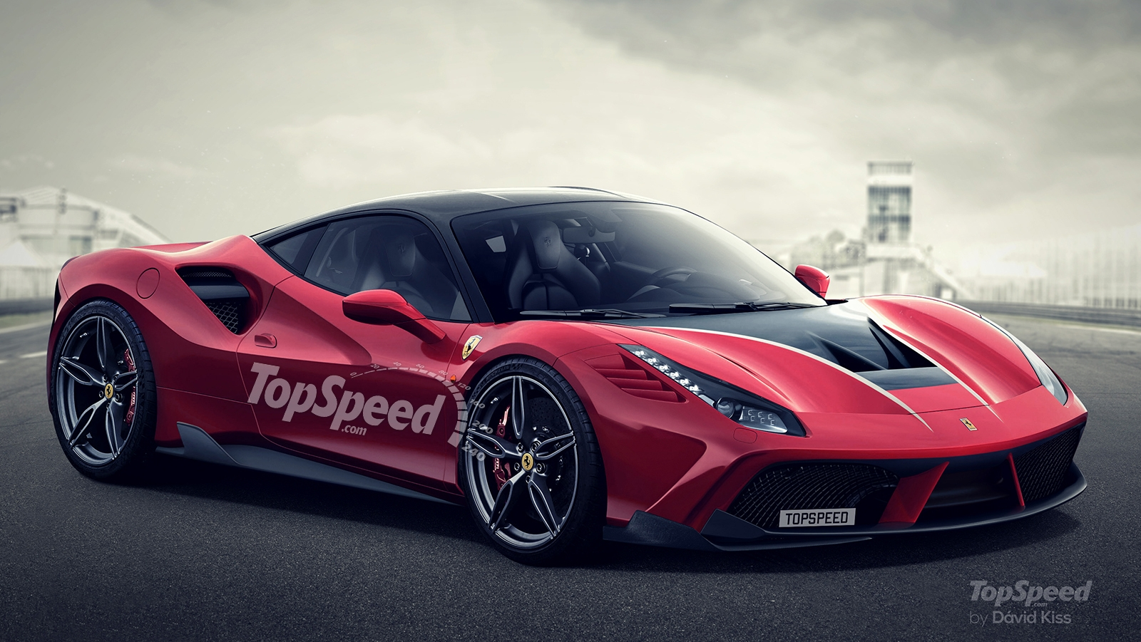 Leaked Specs Say The Ferrari 488 GTO Will Carry The Most
