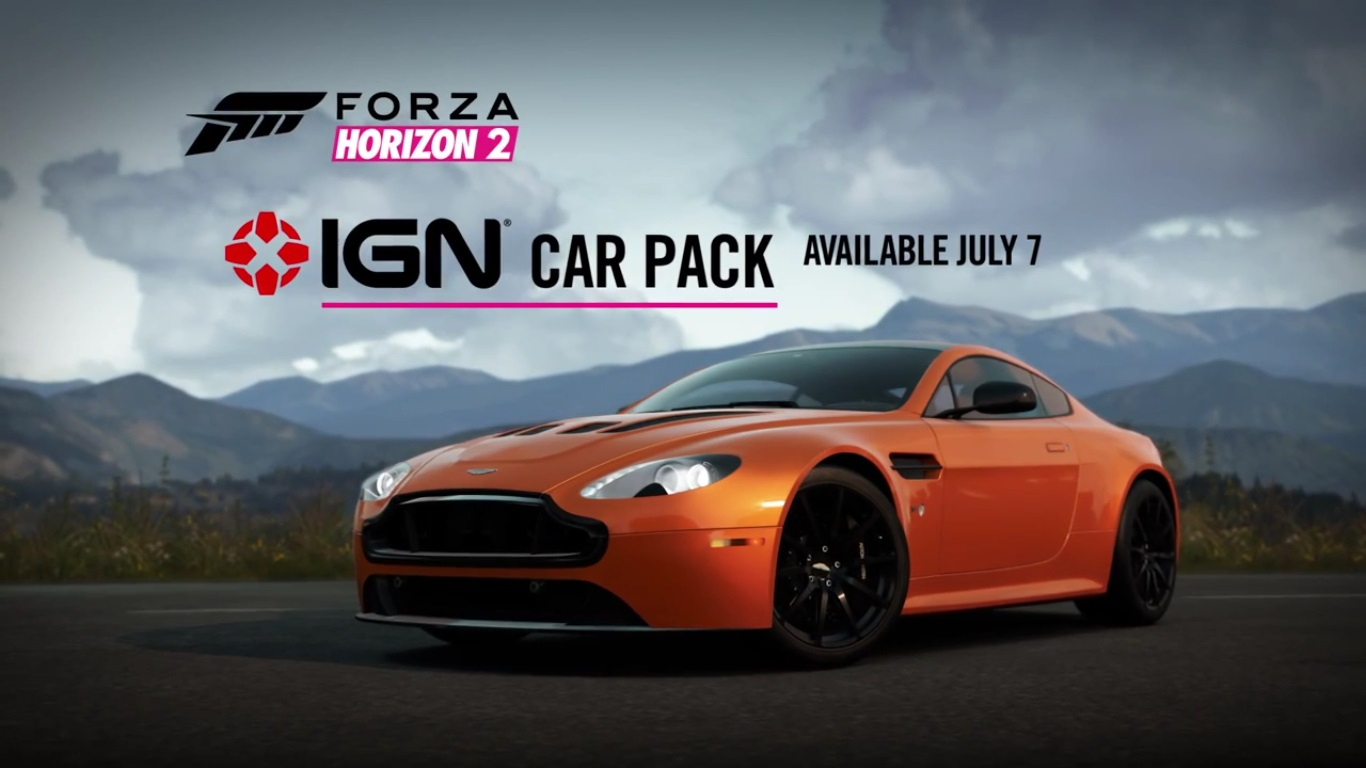 forza horizon 2 gets new ign car pack news top speed. Black Bedroom Furniture Sets. Home Design Ideas
