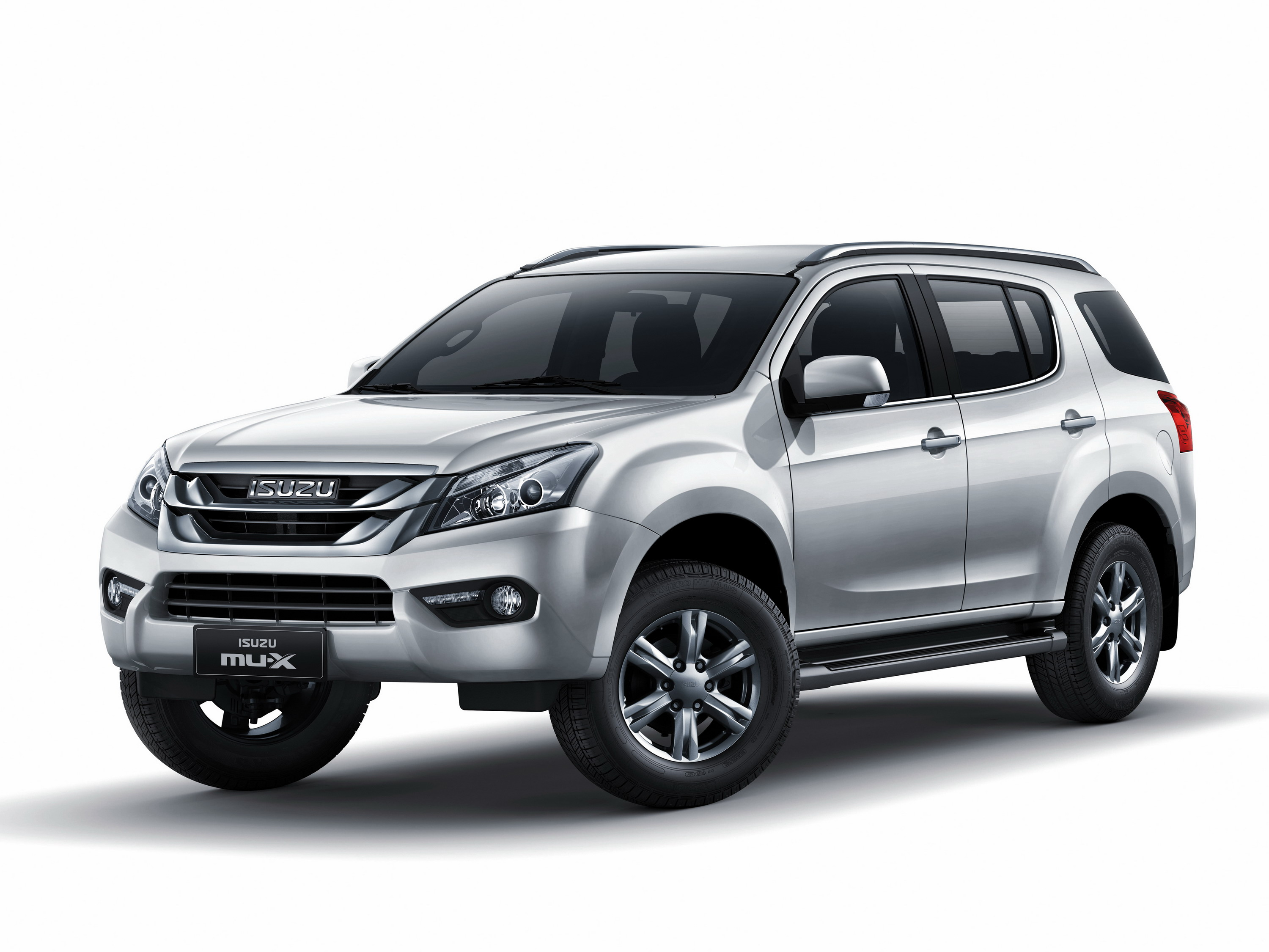 2018 Isuzu Concept X Top Speed Accessories Mux