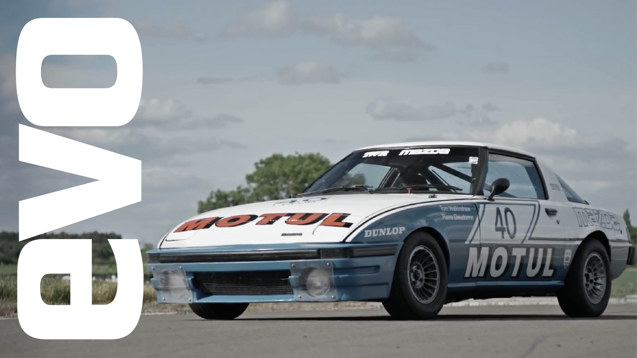 24 Hours Of Daytona >> 1981 Mazda RX-7 TWR Race Car Review - Top Speed