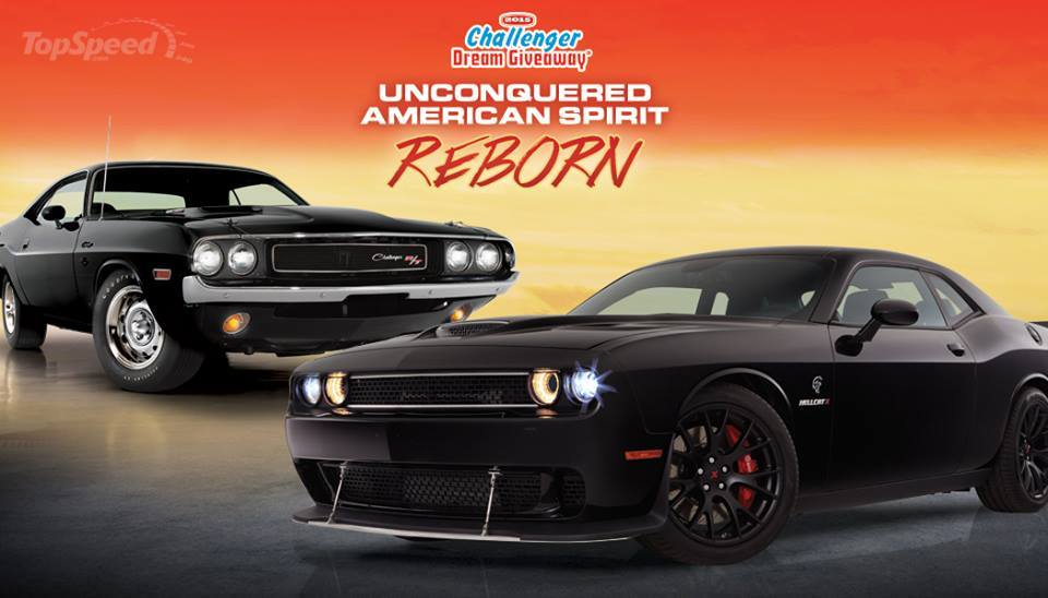2015 one off dodge challenger hellcat x raffled picture 637585 car review top speed. Black Bedroom Furniture Sets. Home Design Ideas