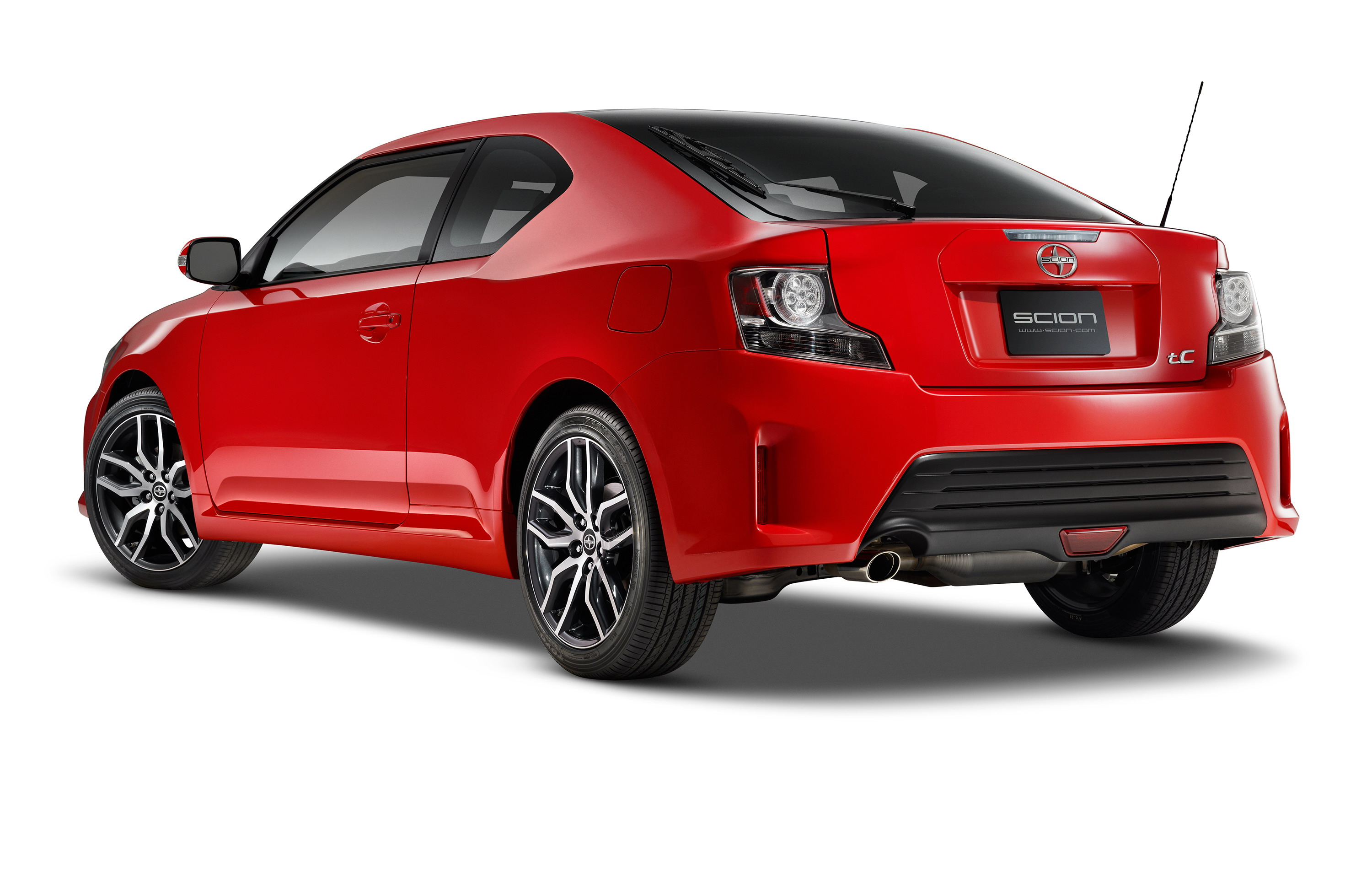 2016 Scion TC | Top Speed