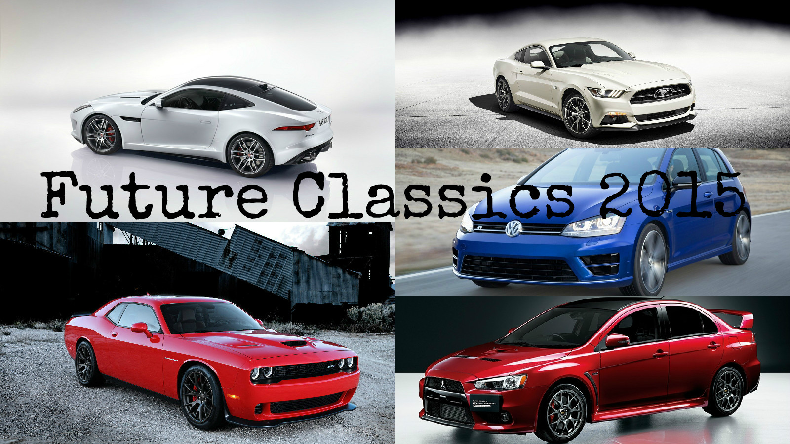 Top 5 Future Collector Cars From 2015 News - Gallery - Top Speed