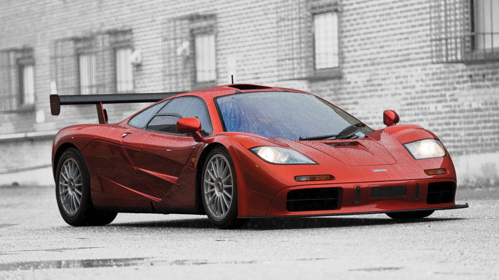 1998 mclaren f1 lm specification review top speed. Black Bedroom Furniture Sets. Home Design Ideas