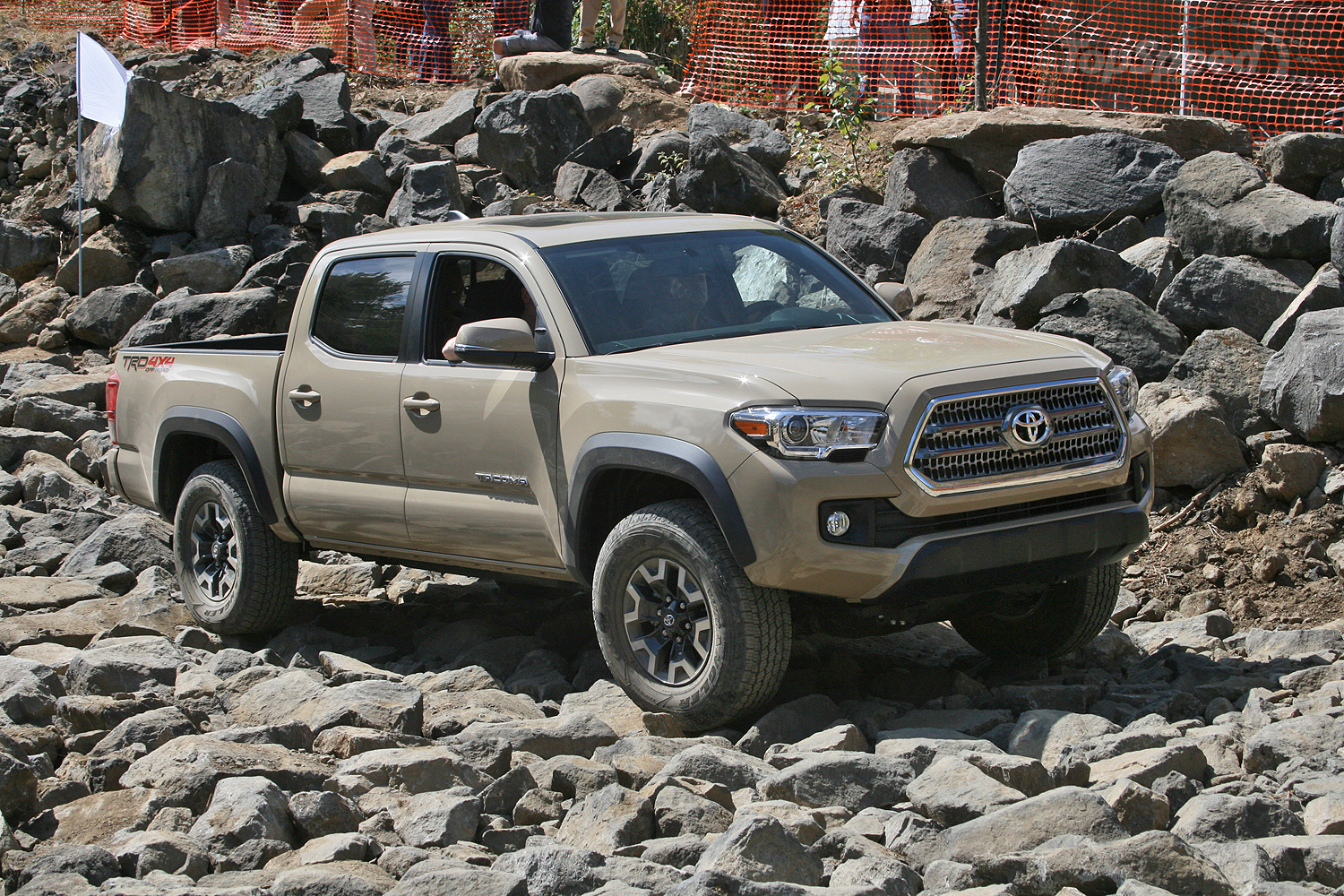 2016 toyota tacoma first drive picture 639372 truck review top speed. Black Bedroom Furniture Sets. Home Design Ideas