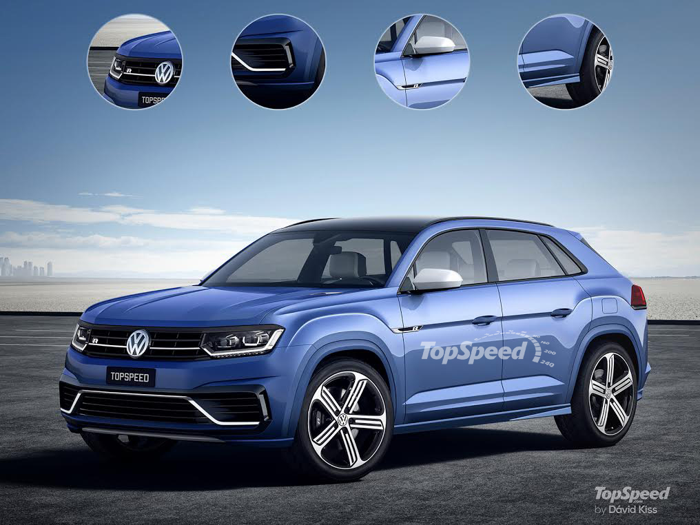2018 volkswagen tiguan r review top speed. Black Bedroom Furniture Sets. Home Design Ideas