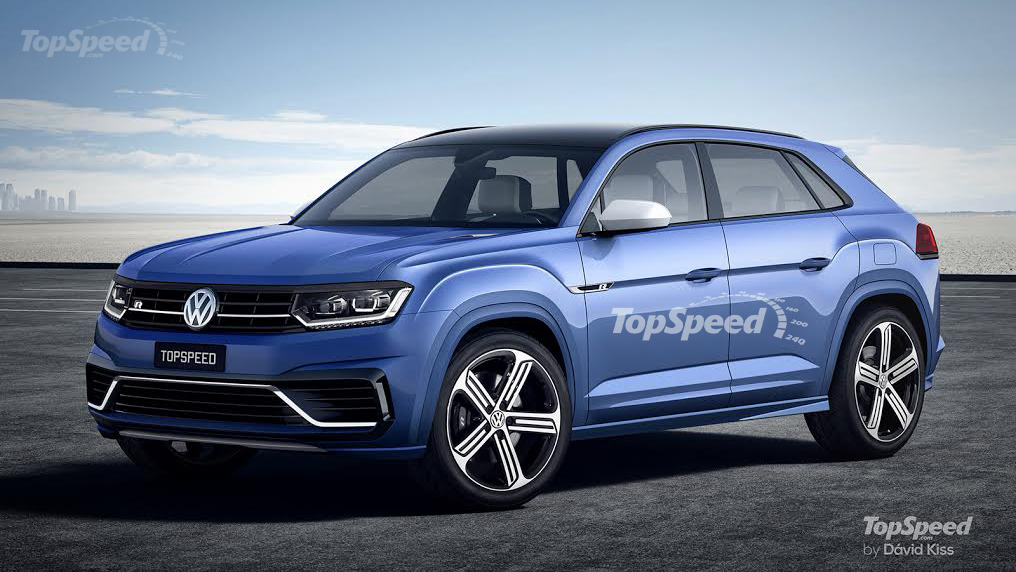 2018 Volkswagen Tiguan Coupe R - Picture 641542 | car review @ Top Speed