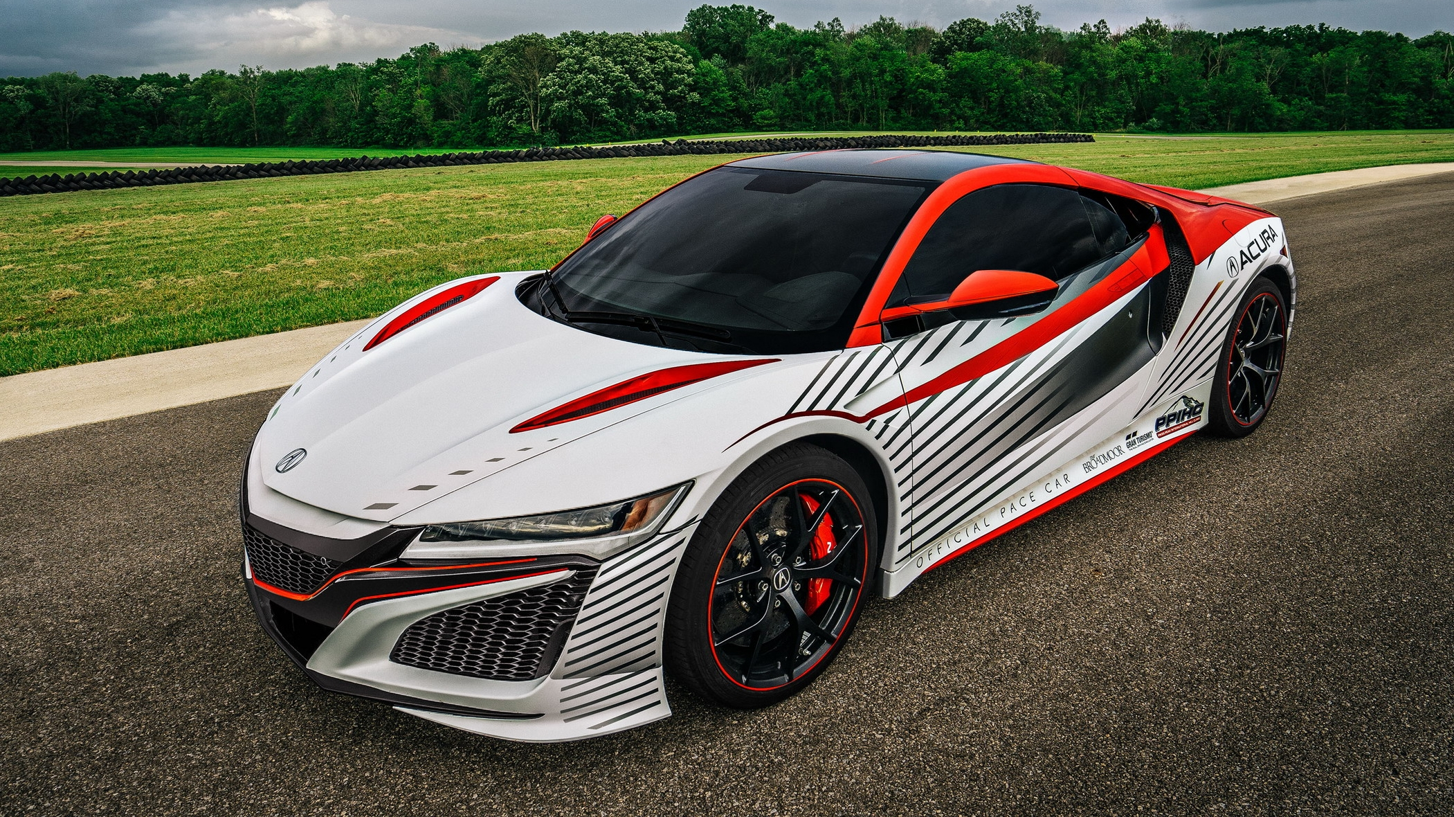 2017 Acura NSX GT Car Picture. | Top Speed