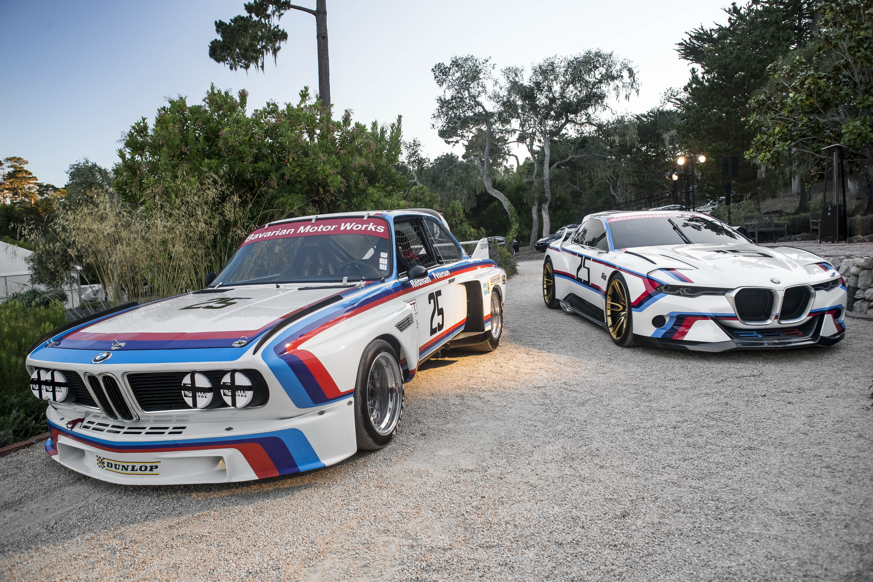 BMW CSL Hommage R Review Top Speed - 3 0 bmw