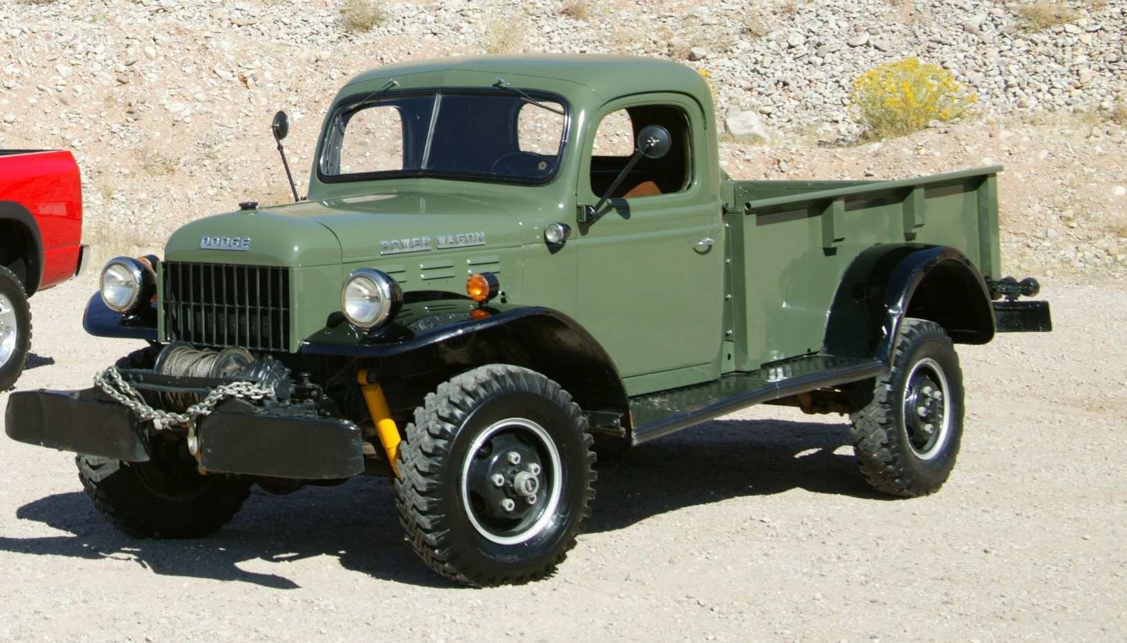 1946 dodge power wagon review gallery top speed. Black Bedroom Furniture Sets. Home Design Ideas
