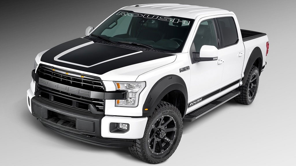 ford 150 roush truck trucks speed