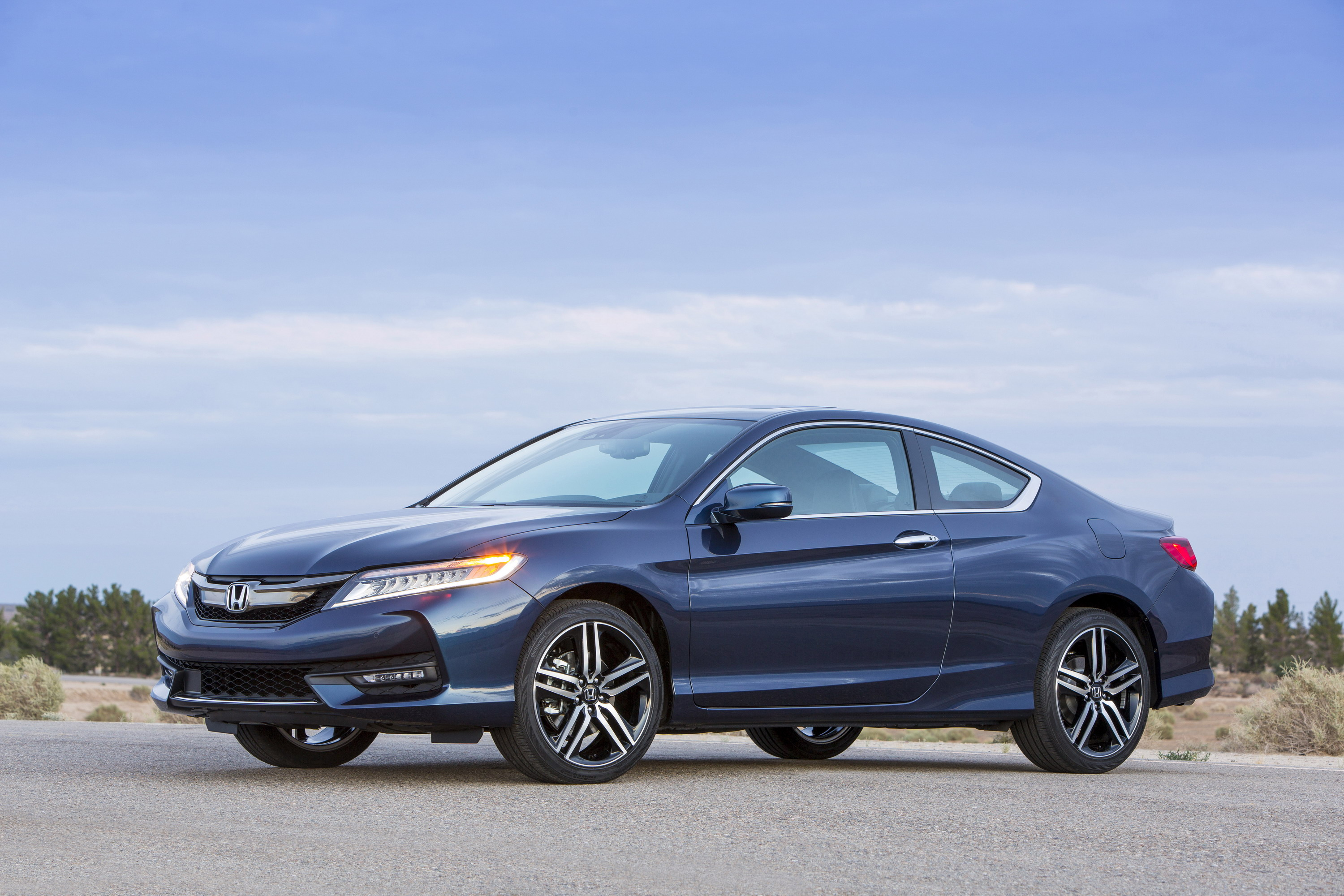 2016 Honda Accord Coupe | Top Speed. »