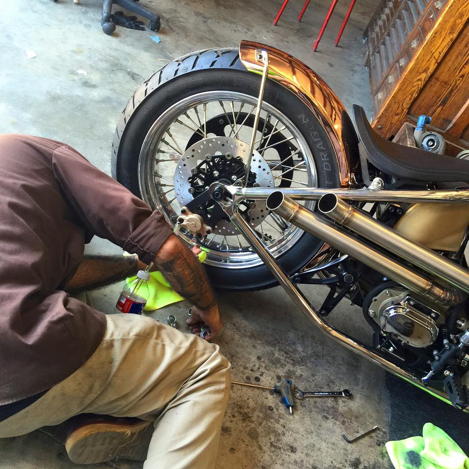 Jesse James To Bring Custom Bikes And Guns To Sturgis Motorcycle