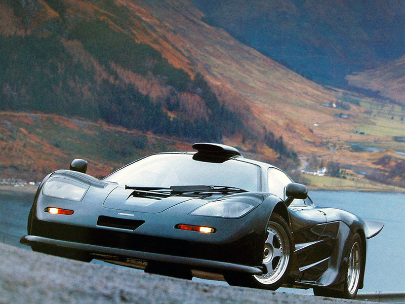 1997 McLaren F1 GT | Top Speed