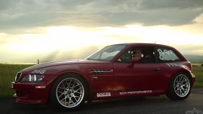Modified Bmw Z3m Coupe Stars In Petrolicious Video Top Speed