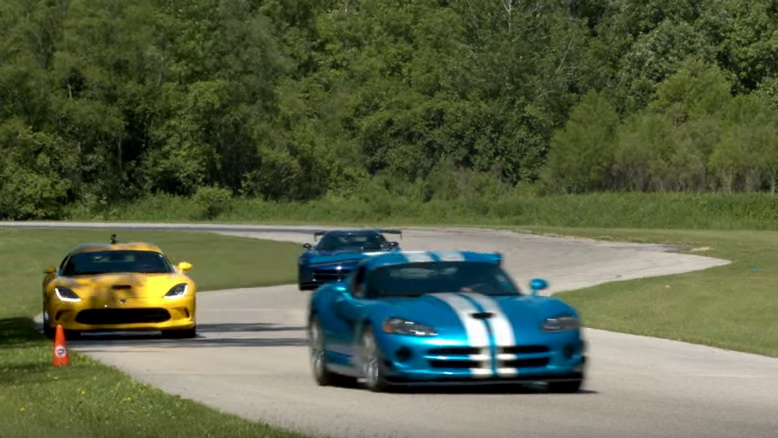 An Ode To The Dodge Viper - Episode 1: Video