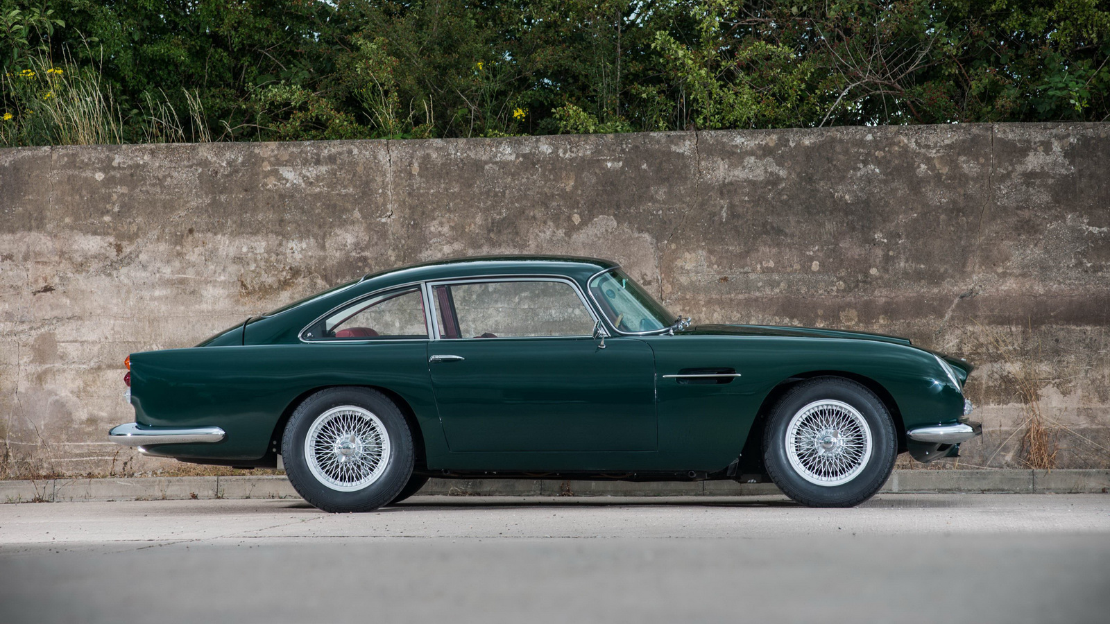 aston martin db4 series v vantage review - top speed