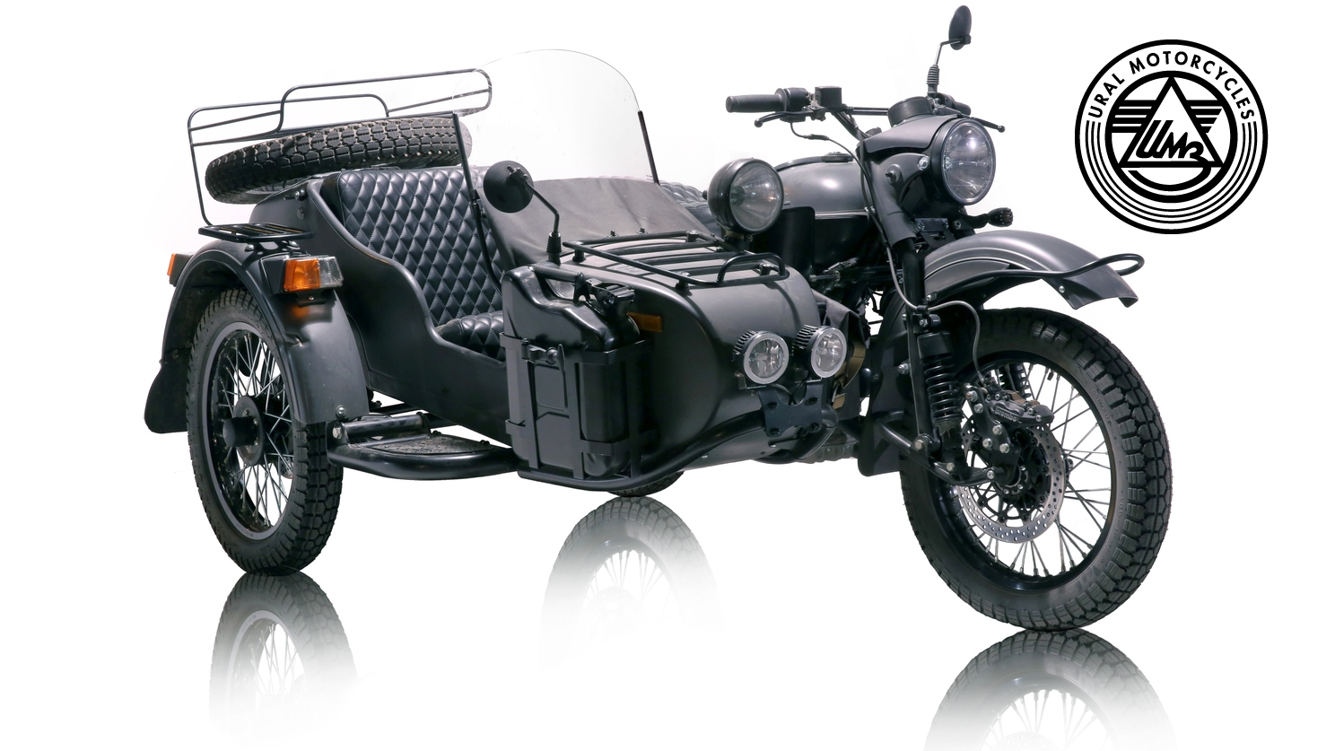 You Can Win A Ural Gear Up With Custom Camping Gear