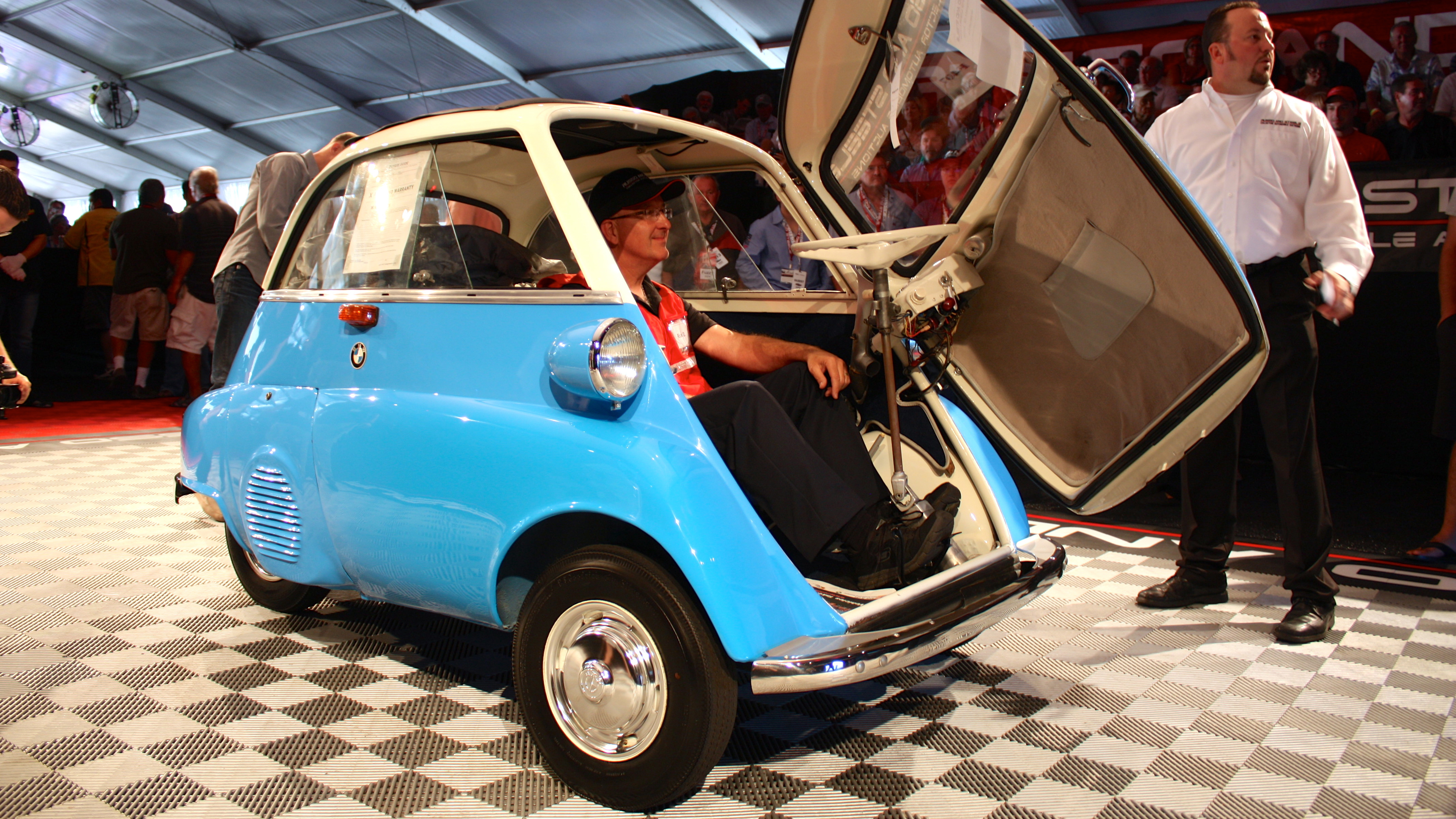 The  Fiat  Electric Car