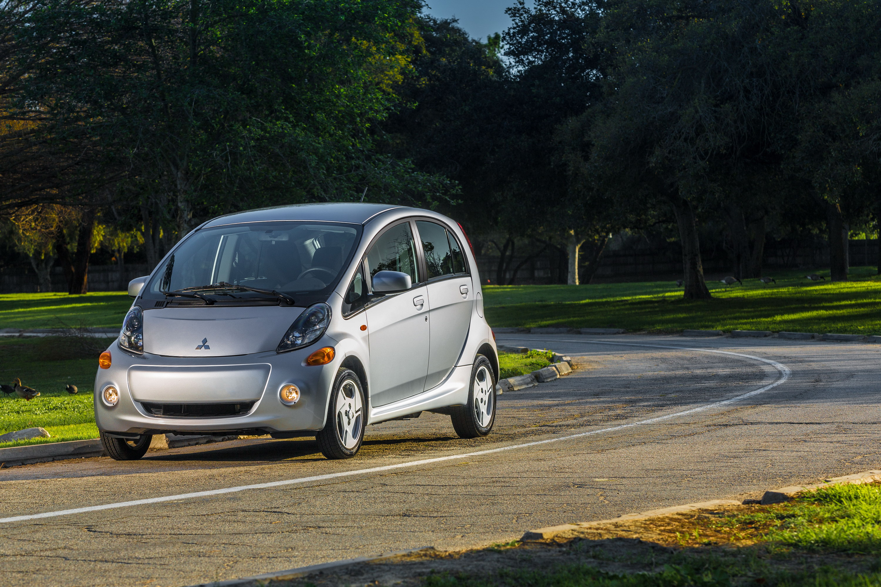 2014 Mitsubishi I-MiEV | Top Speed