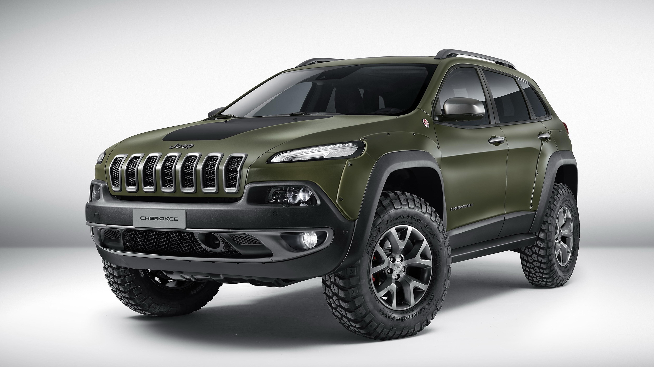 2015 Jeep Cherokee Krawler Top Speed