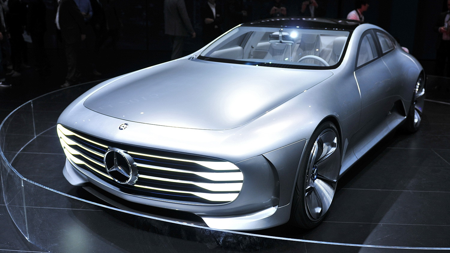 benz mercedes concept iaa speed cars showcar luxusbenz topspeed