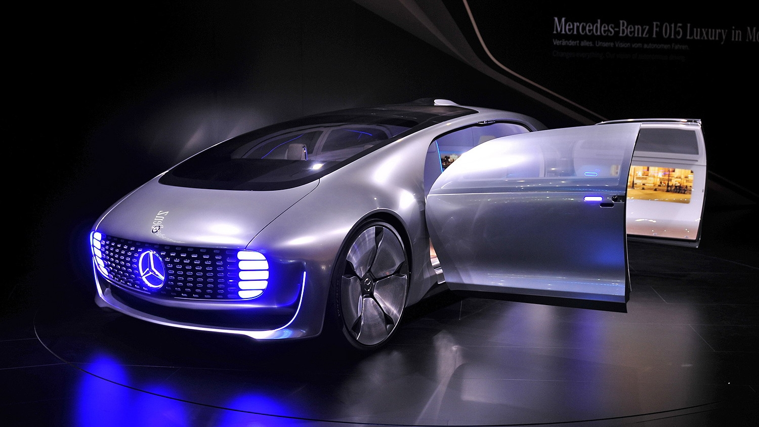 2015 mercedes benz f 015 luxury in motion review top speed for Mercedes benz f