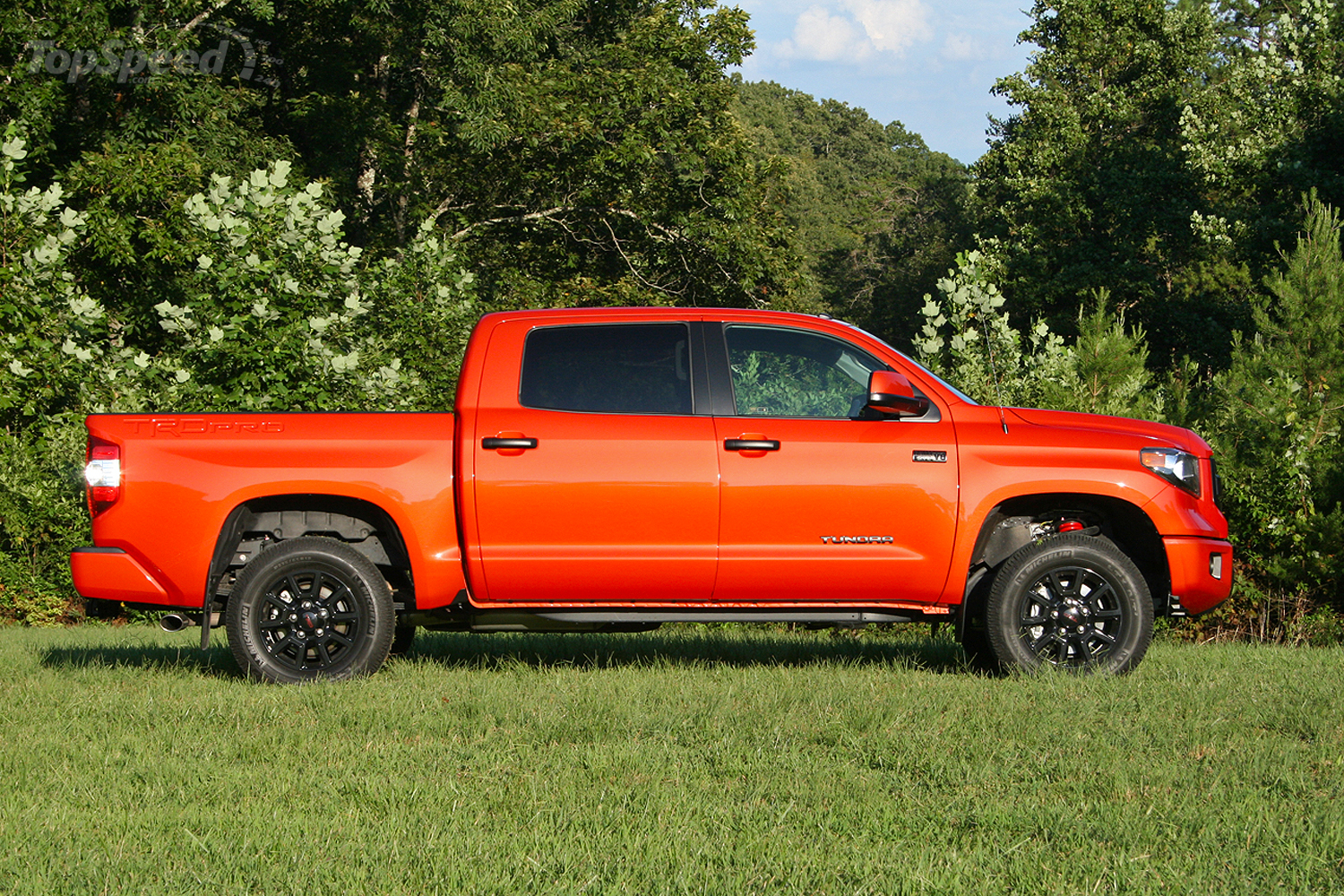 2015 toyota tundra trd pro driven picture 644797 truck review top speed. Black Bedroom Furniture Sets. Home Design Ideas