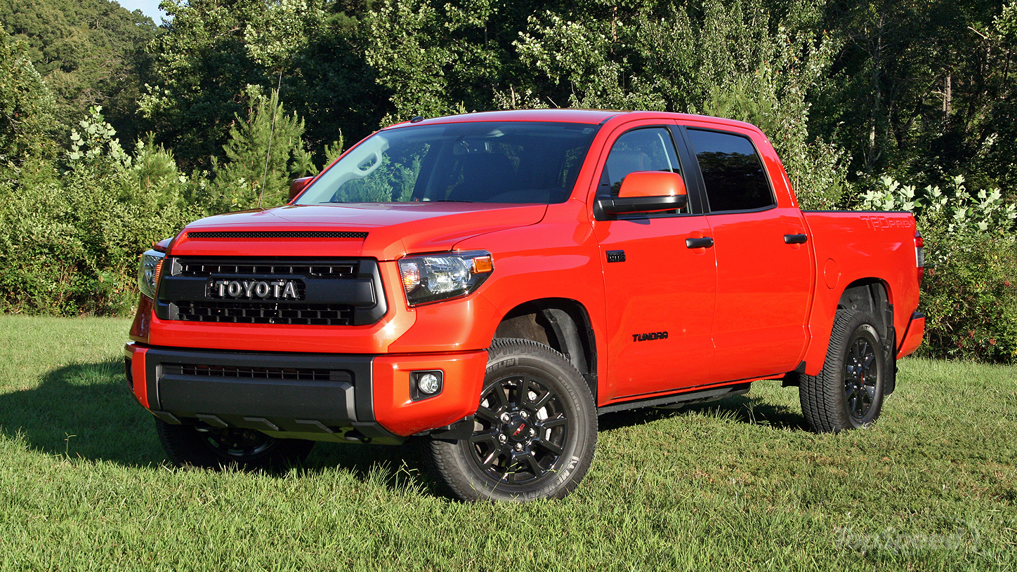 2015 toyota tundra trd pro driven picture 644790 truck review top speed. Black Bedroom Furniture Sets. Home Design Ideas