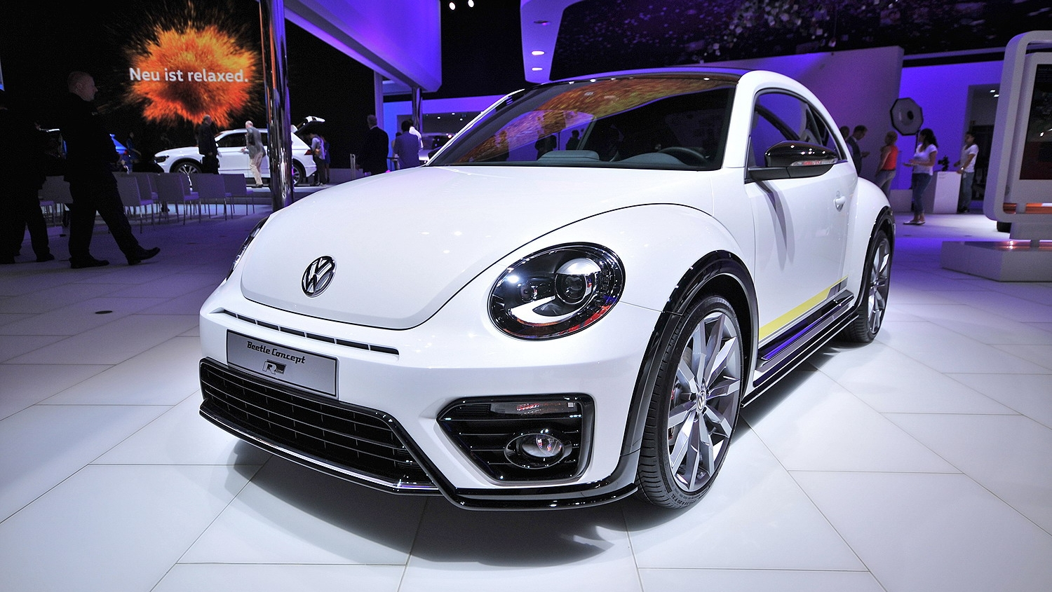 2015 volkswagen beetle r line concept top speed. Black Bedroom Furniture Sets. Home Design Ideas