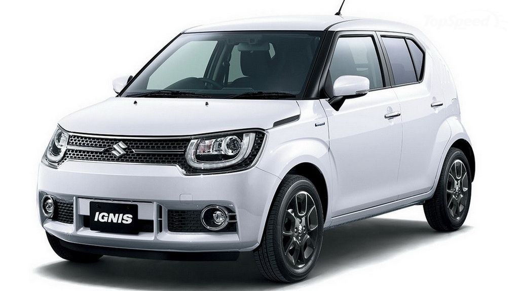2016 Suzuki Ignis - Picture 648904 | car review @ Top Speed