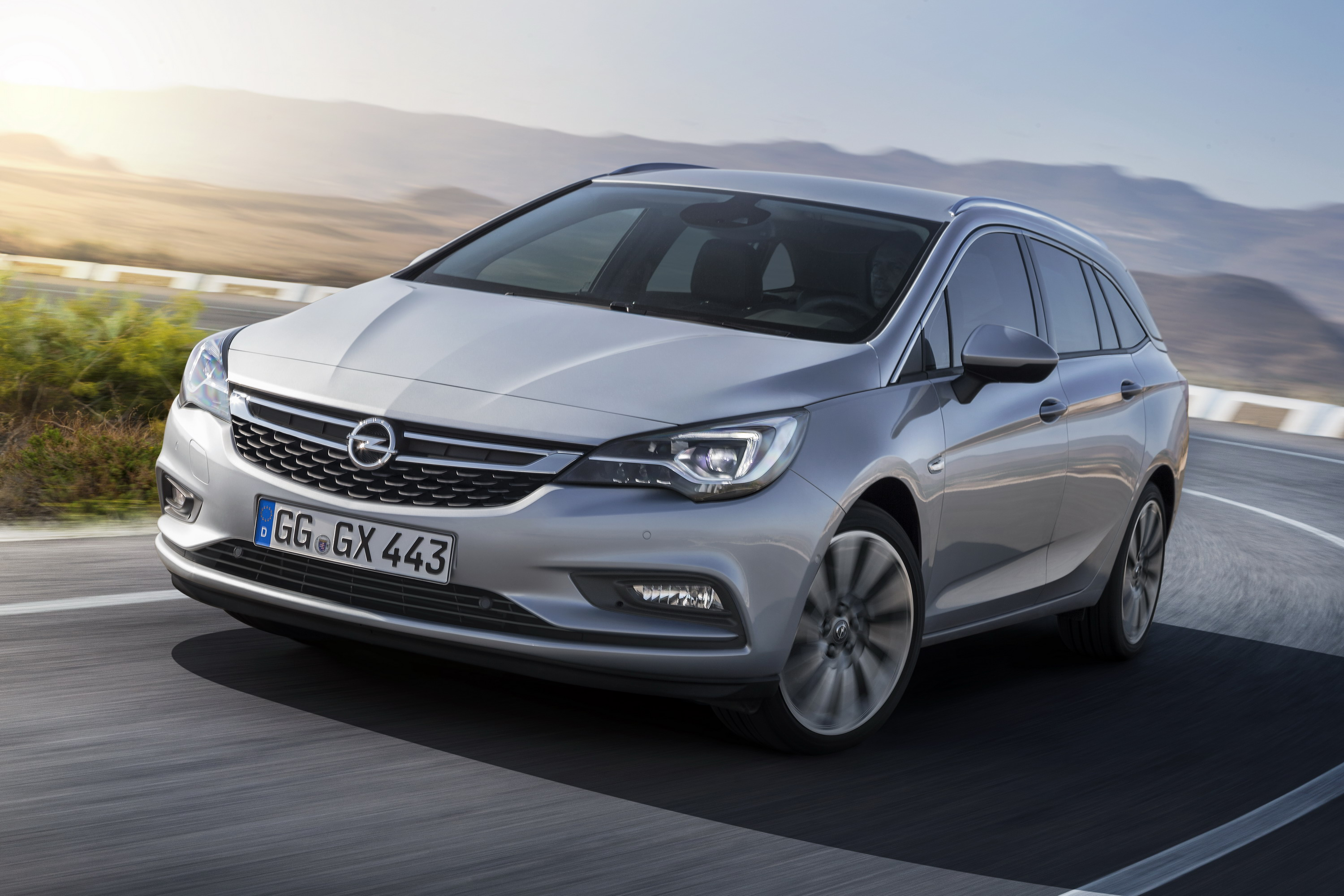 New Opel Astra 2017 >> 2017 Opel Astra Sports Tourer Top Speed