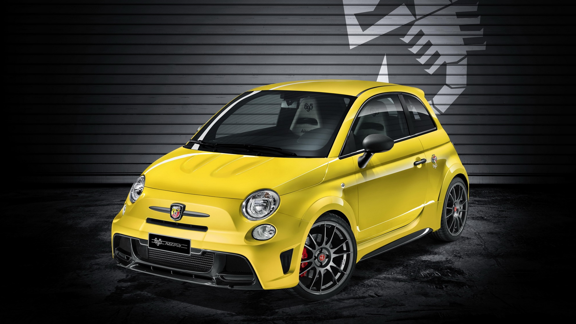 2016 abarth 695 biposto record review - top speed