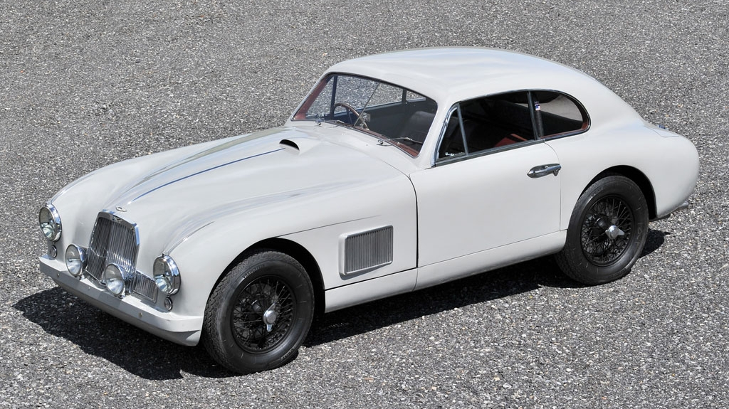 1950 Aston Martin DB2 Vantage Review - Gallery - Top Speed