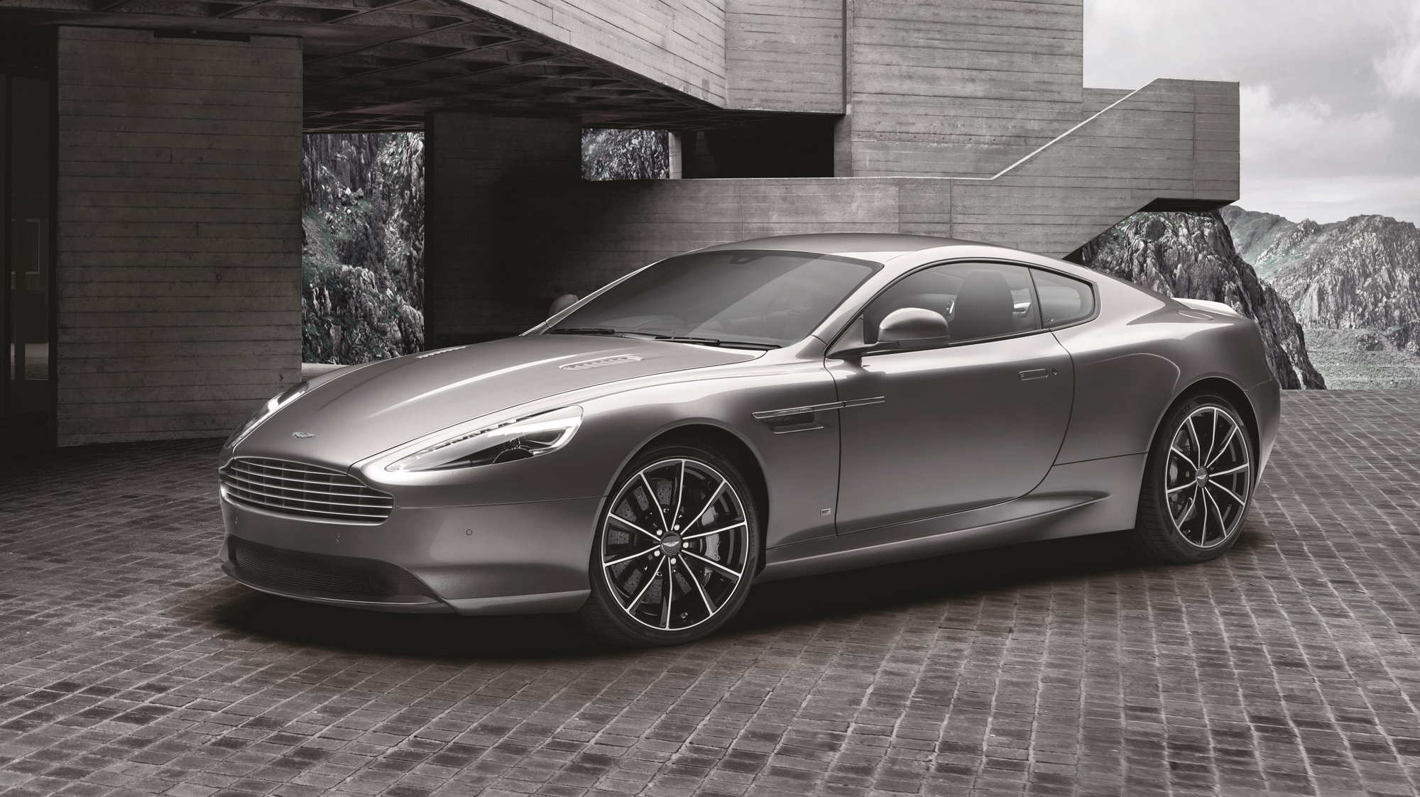 2016 aston martin db9 gt bond edition review - top speed