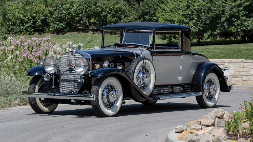 1930 Cadillac V-16 Two-Passenger Coupe By Fleetwood | Top ...