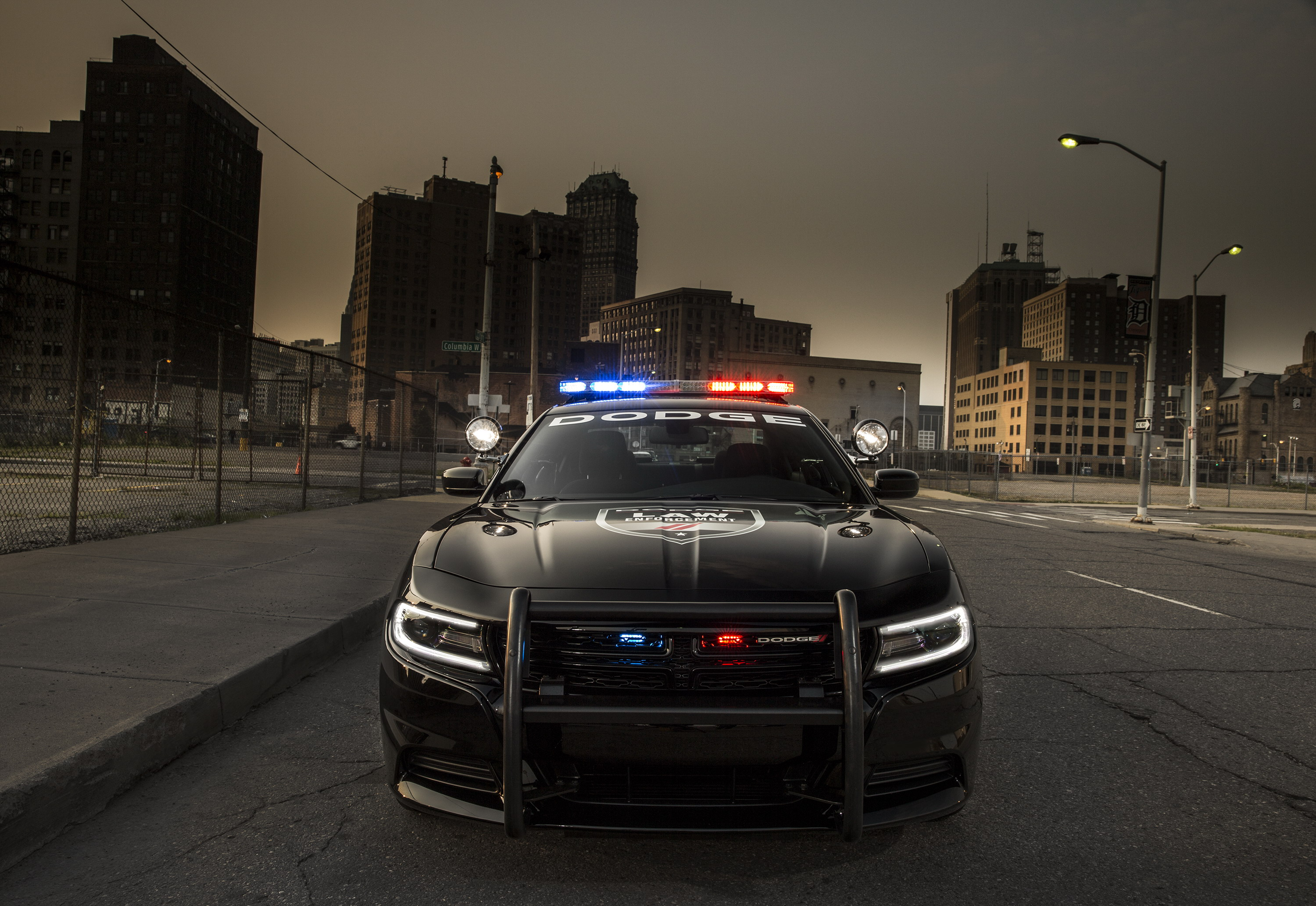 2016 Dodge Charger Pursuit Top Speed