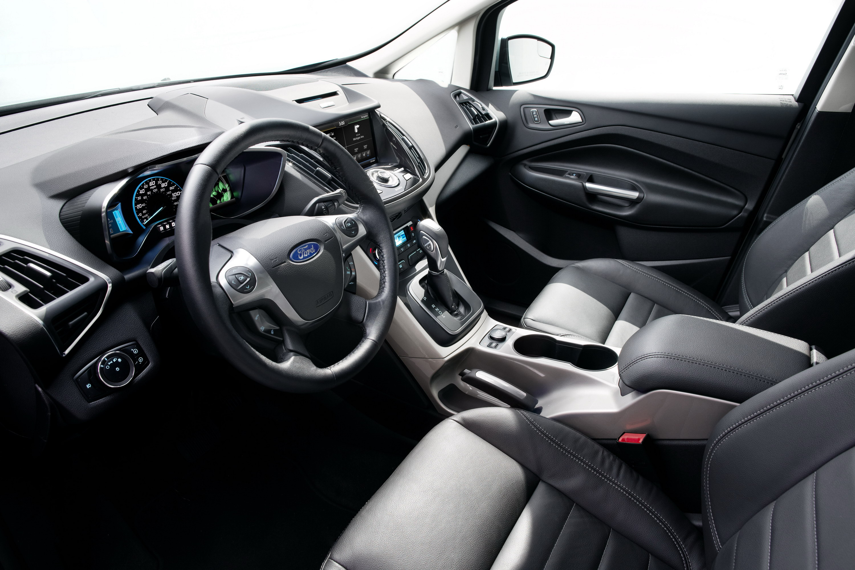 2016 ford c max hybrid top speed