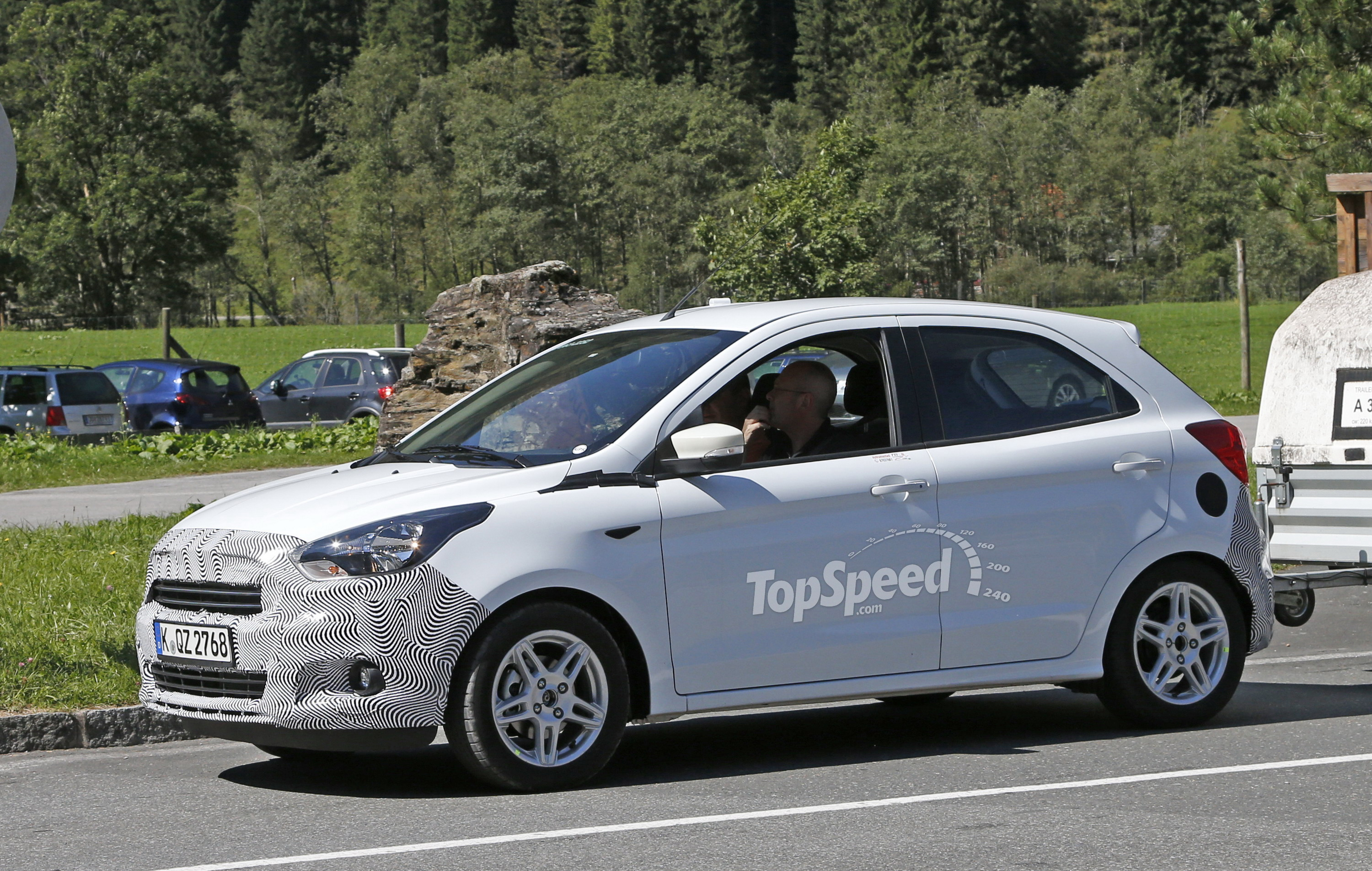 Ford Ka Top Speed