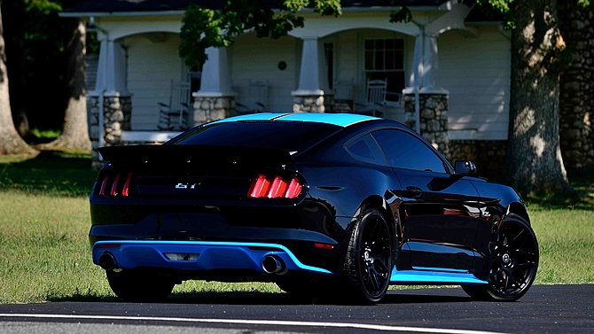 2015 Ford Mustang Gt Pettys Garage Edition Top Speed