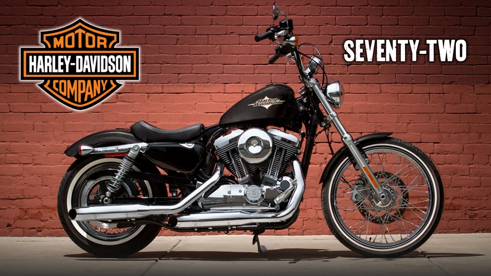 Harley-Davidson Seventy-Two | Top Sd