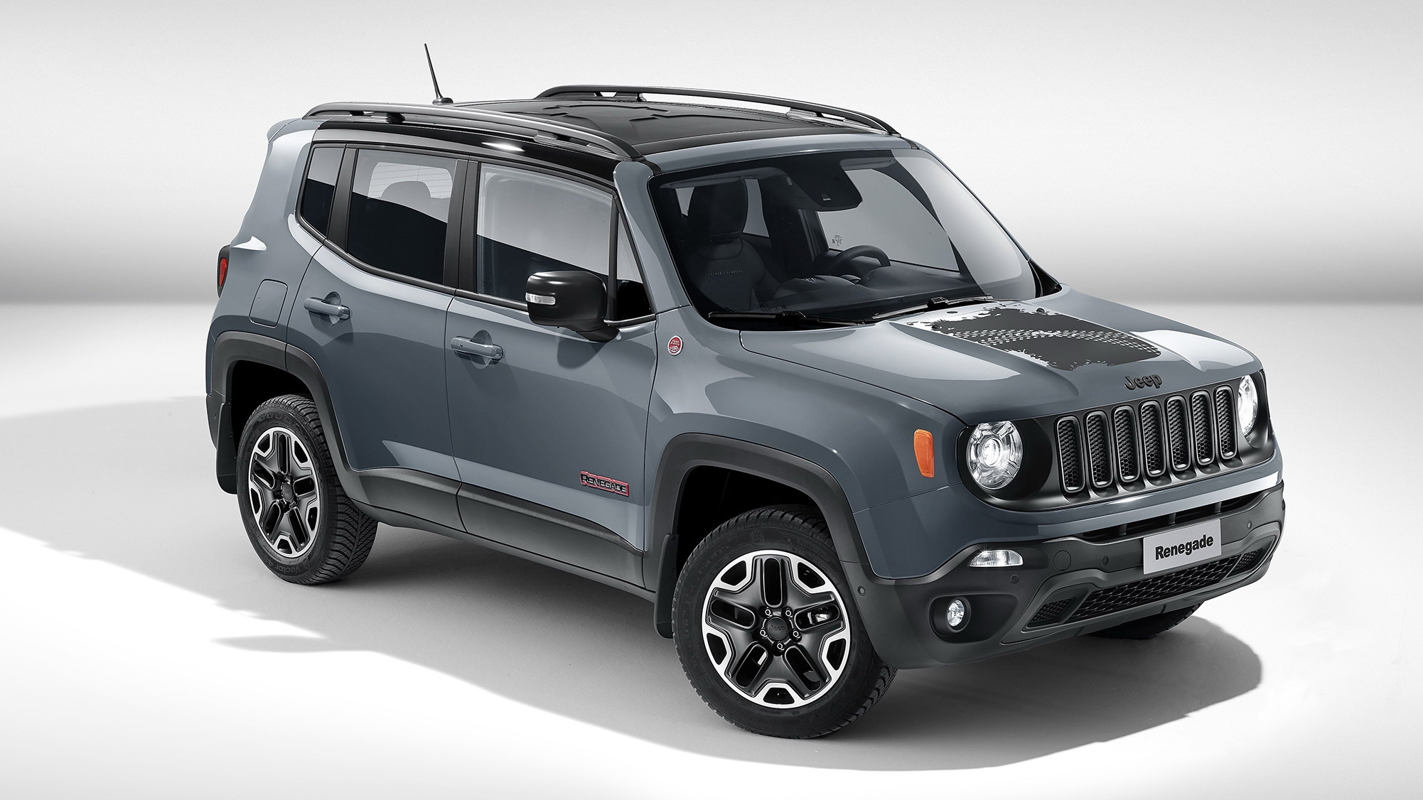 2015 Jeep Renegade Trailhawk Pictures, Photos, Wallpapers ...