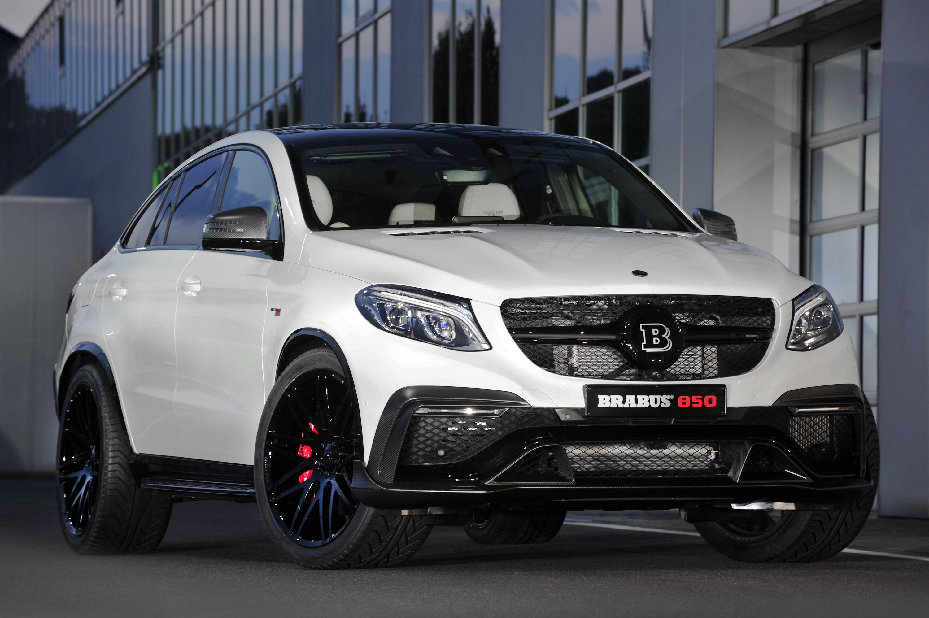2016 Mercedes Gle Coupe 850 By Brabus Top Speed