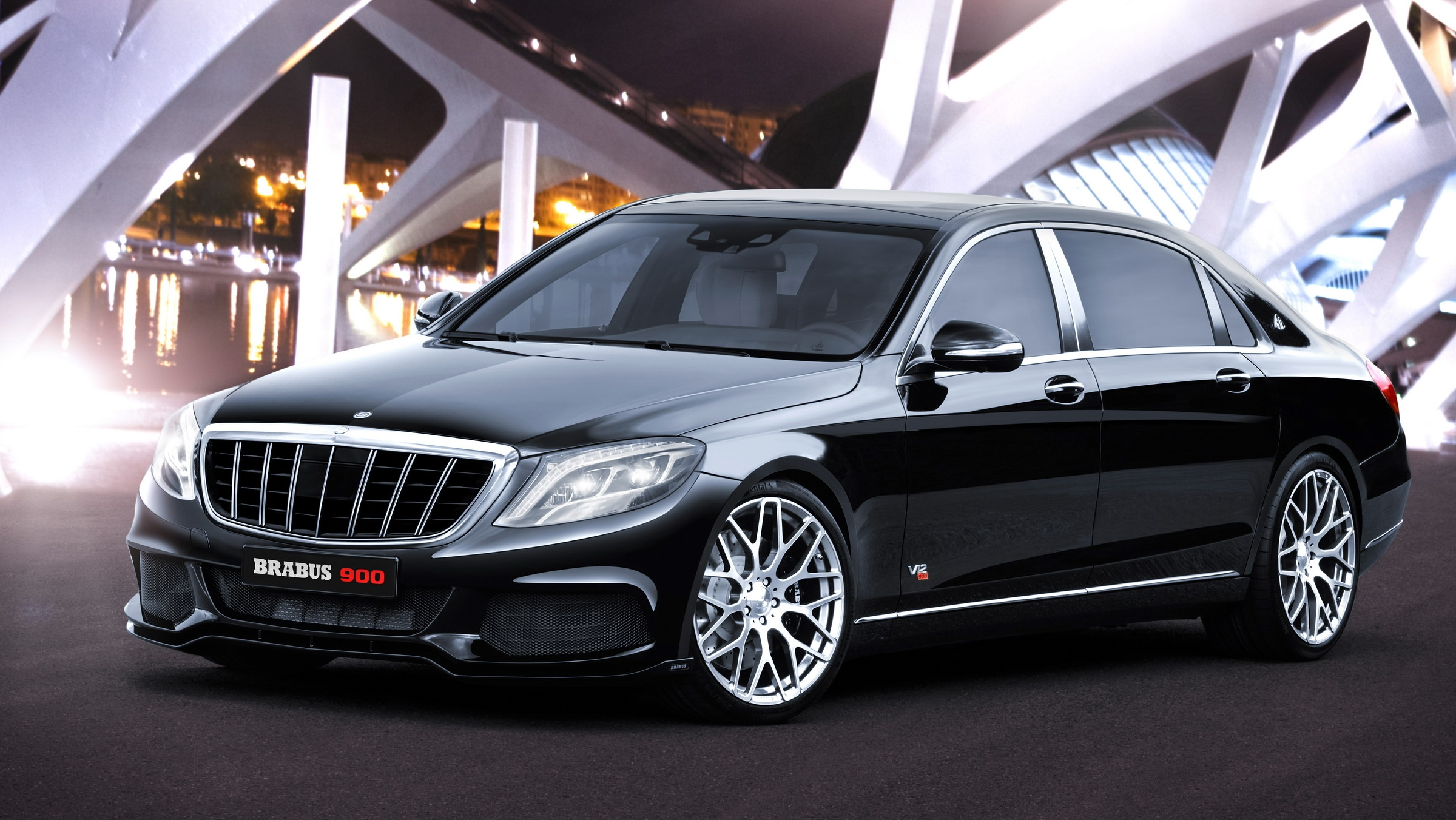 2016 Mercedes Maybach 900 By Brabus