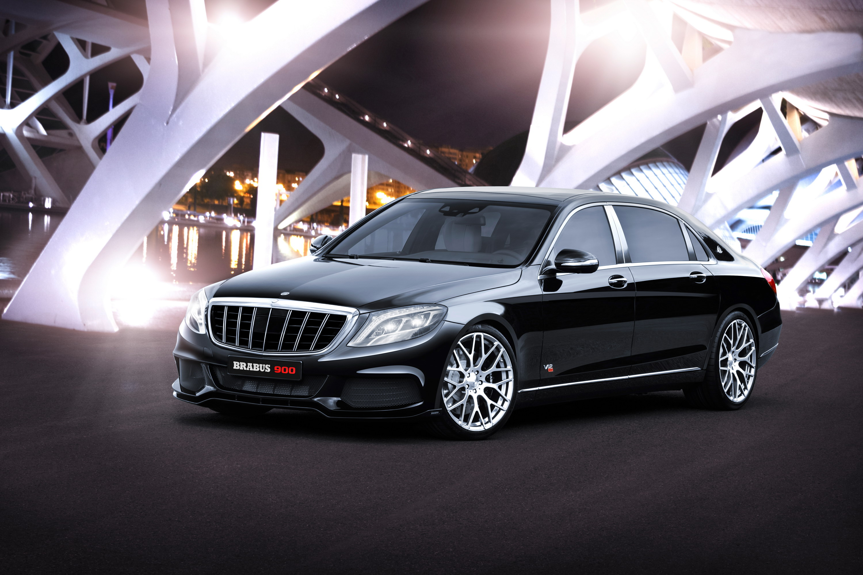 2016 Mercedes-Maybach 900 By Brabus | Top Speed