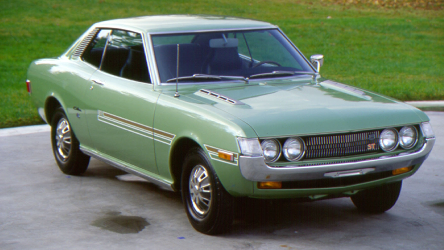 Toyota Celica Reviews Specs Prices Photos And Videos Top Speed 1973 Gt