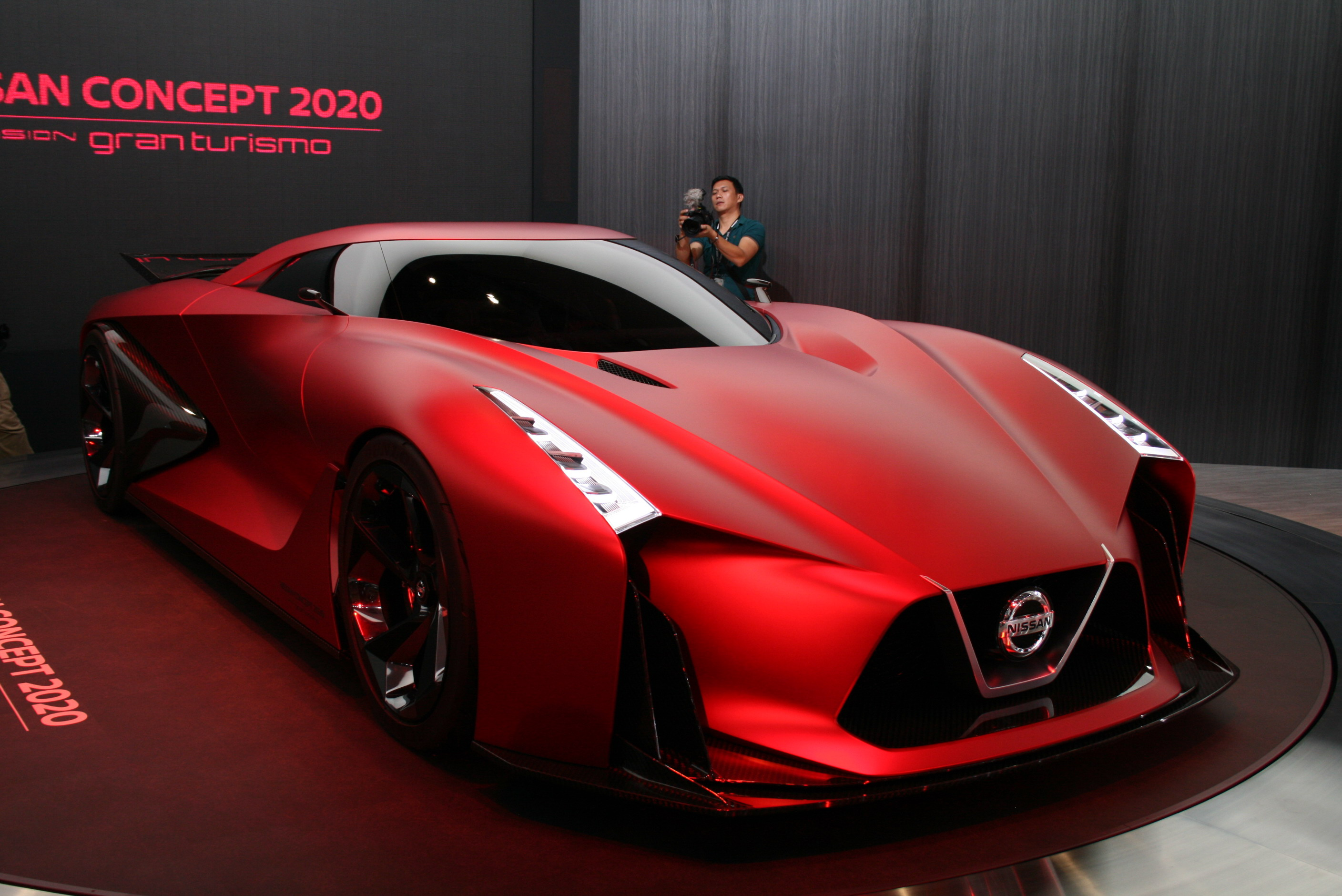 2014 Nissan Concept 2020 Vision Gran Turismo | Top Speed. »